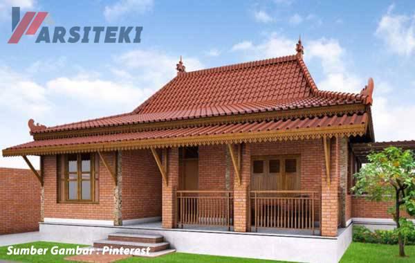 99 Desain Rumah Klasik Model Jawa Jepang Eropa Belanda Modern