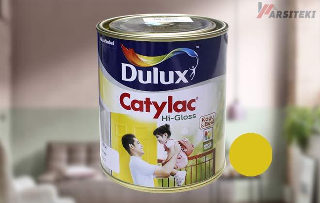 Daftar Harga Cat Dulux Kayu dan Besi