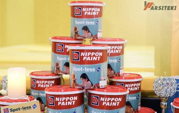 Nippon Paint Spot Less