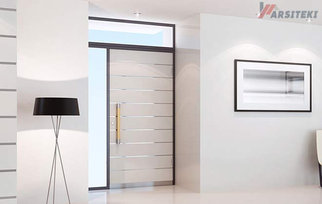 Daftar Harga Pintu Aluminium Murah