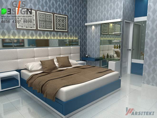 Gambar Tempat Tidur Minimalis