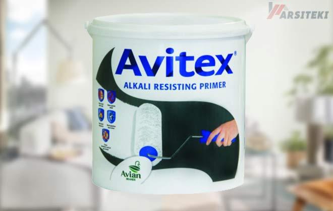 Harga Cat Dasar Avitex
