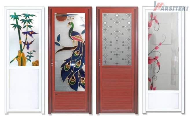 16 Harga Pintu Aluminium Semua Model Terbaru 2020 Arisiteki