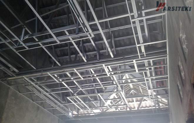 20 Harga Besi Hollow 2020 Untuk Rangka Plafon Gypsum Dan Kanopi