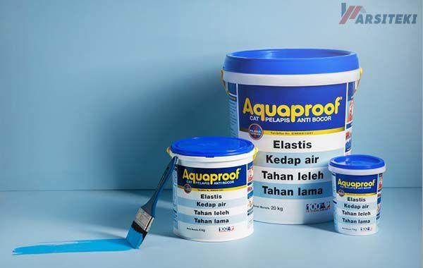 Harga Cat Aquaproof
