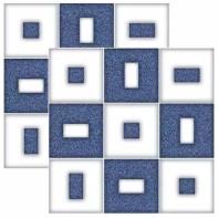 KIA STREEP BLUE 25X25