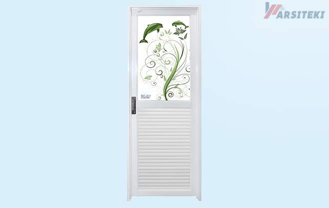 Pintu Alumunium Kamar Mandi Wadja