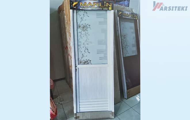 Pintu Kamar Mandi Aluminium Marlin