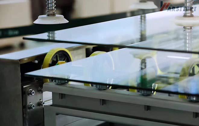 Proses Pembuatan Kaca Tempered