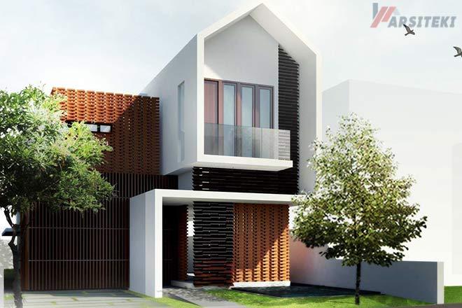 Desain Rumah Type 45 Minimalis Beserta Biaya Dan Denah Arisiteki