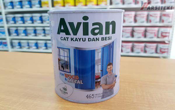 Harga Cat Avian