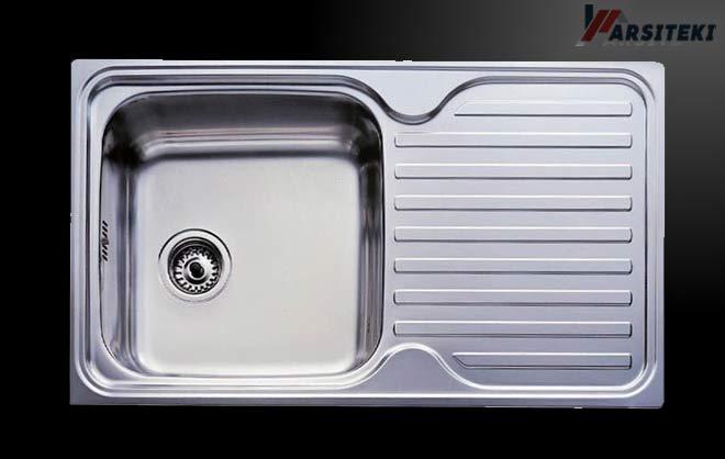 TEKA Sinks Classic 1B 1D Linen
