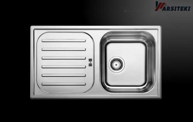 Tempat Cuci Piring Blanco Flex Mini Sink Stainless Steel
