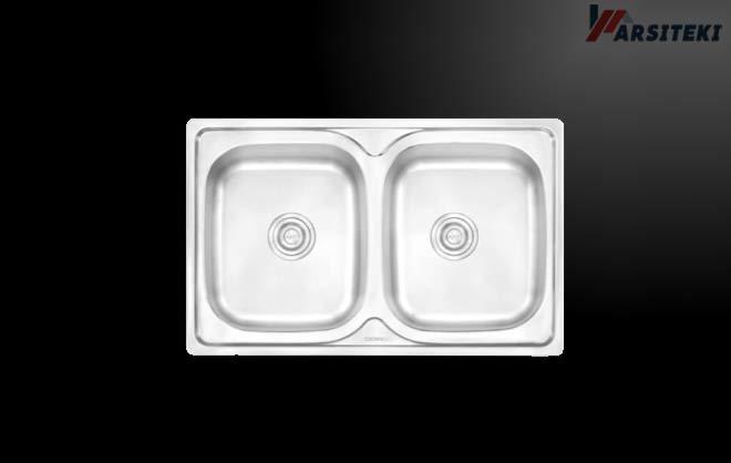 Tempat Cuci Piring Kitchen Sink DOMO DK 4240