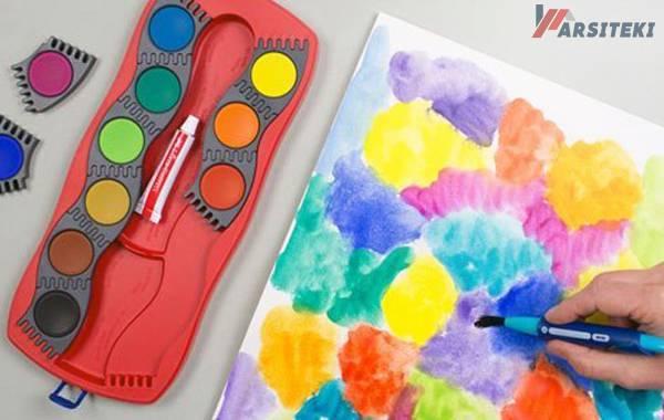 Cara Menggunakan Pensil Faber Castell