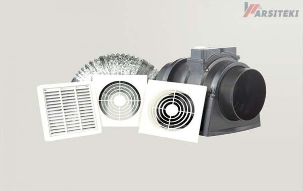 Inline Exhaust Fan