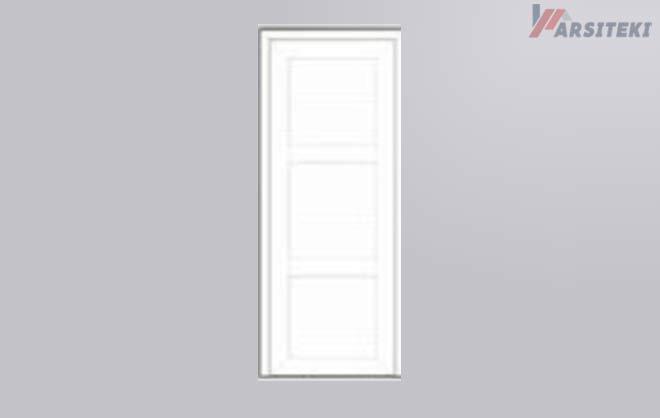 Harga Pintu Kamar Mandi Plastik Putih