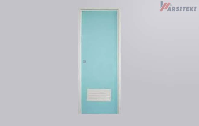 Harga Pintu Kamar Mandi Plastik PVC Termurah