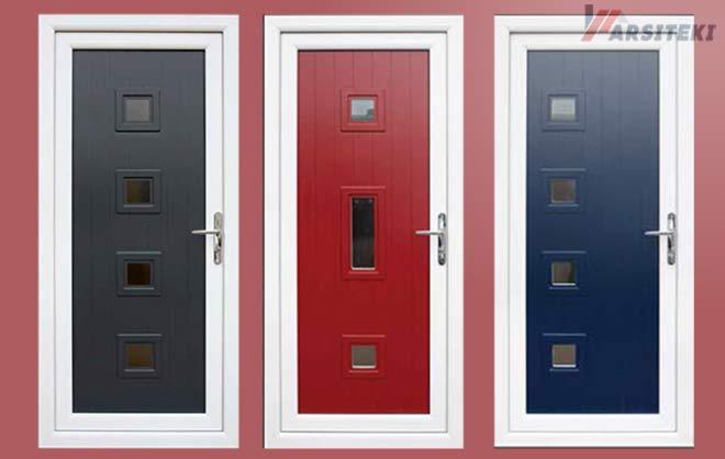 Kelebihan Kekurangan Pintu Kamar Mandi UPVC