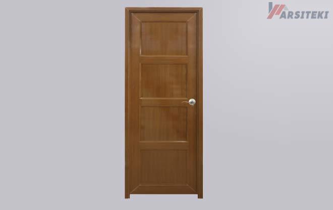 Pintu Kamar Mandi Model Kayu