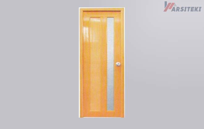 Pintu Kamar Mandi Plastik Minimalis
