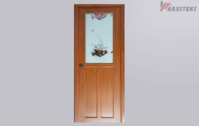 Pintu PVC Dolphin DM-1618