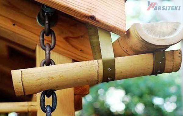 Talang Air Bambu