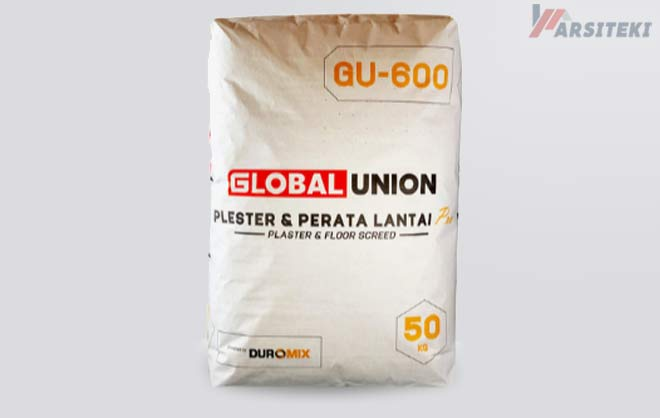 Harga Plester Instan Global Union