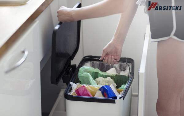 Bersihkan sampah