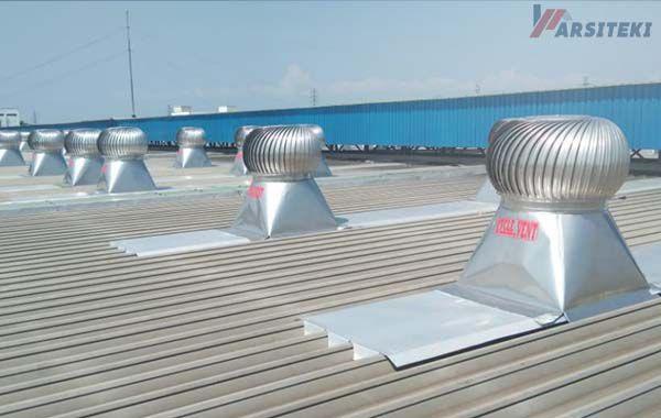 Harga Turbin Ventilator Rumah