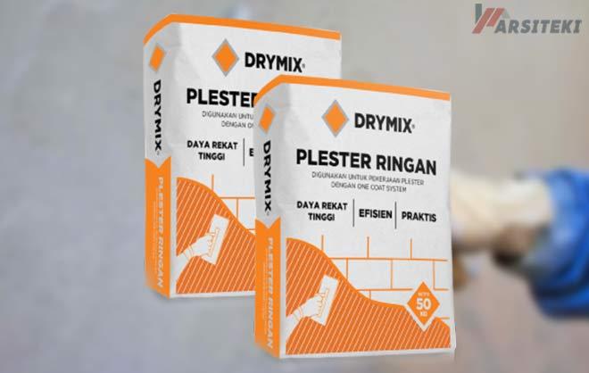 Harga Drymix Plester Ringan