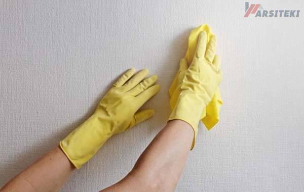 Cara Merawat Wallpaper Dinding Yang Benar