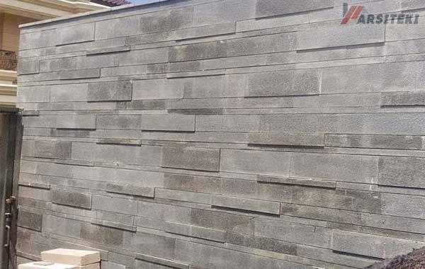 Dinding Andesit