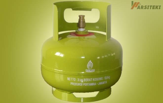 Harga Tabung Gas 3 Kg Kosong