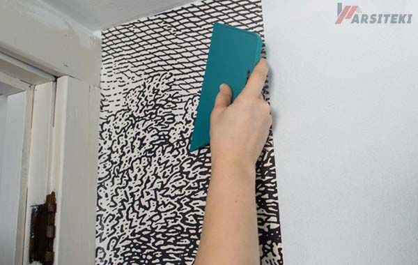 Wallpaper Dinding Cair