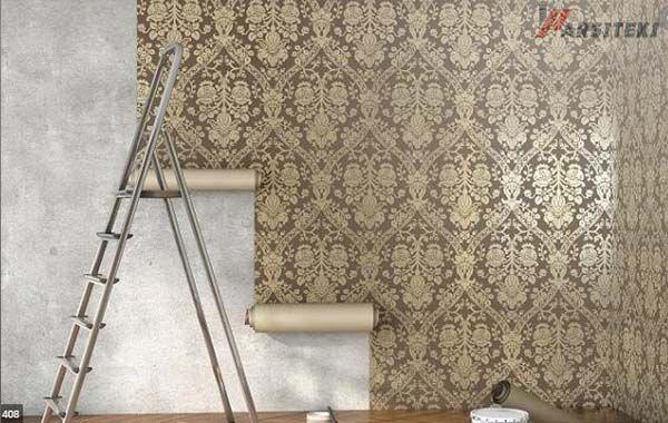 Wallpaper Dinding Kertas