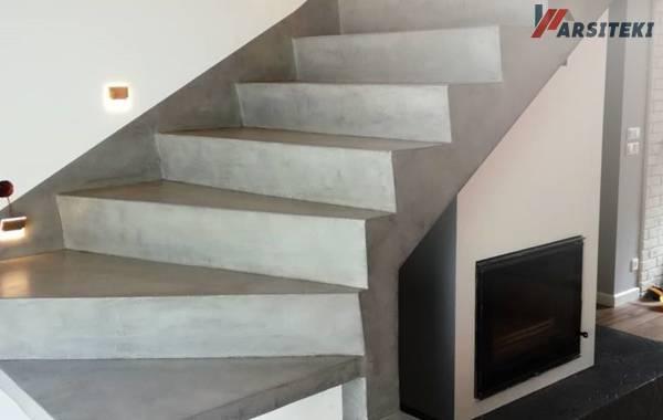 Keunggulan Tangga beton