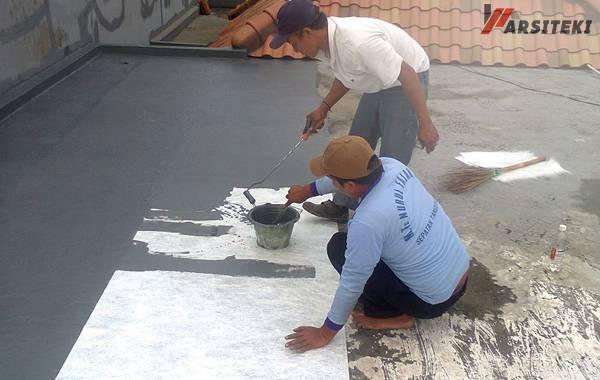 Cara agar dak beton tidak retak dan melengkung